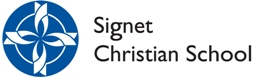 Official textbook supplier for Signet Christian School